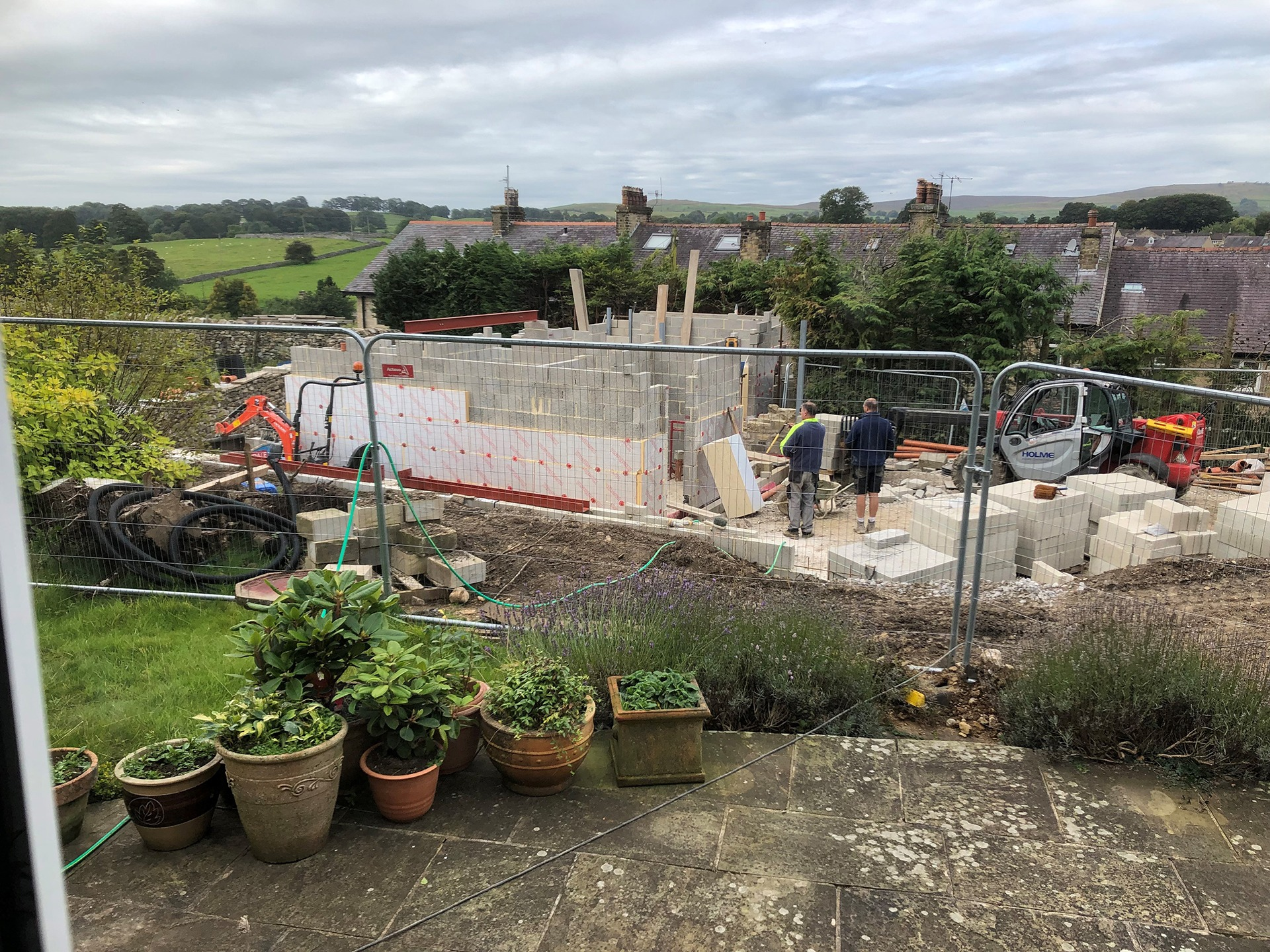 DEVELOPMENT AT THE BRIDGE HOUSE, GRASSINGTON NOW UNDERWAY