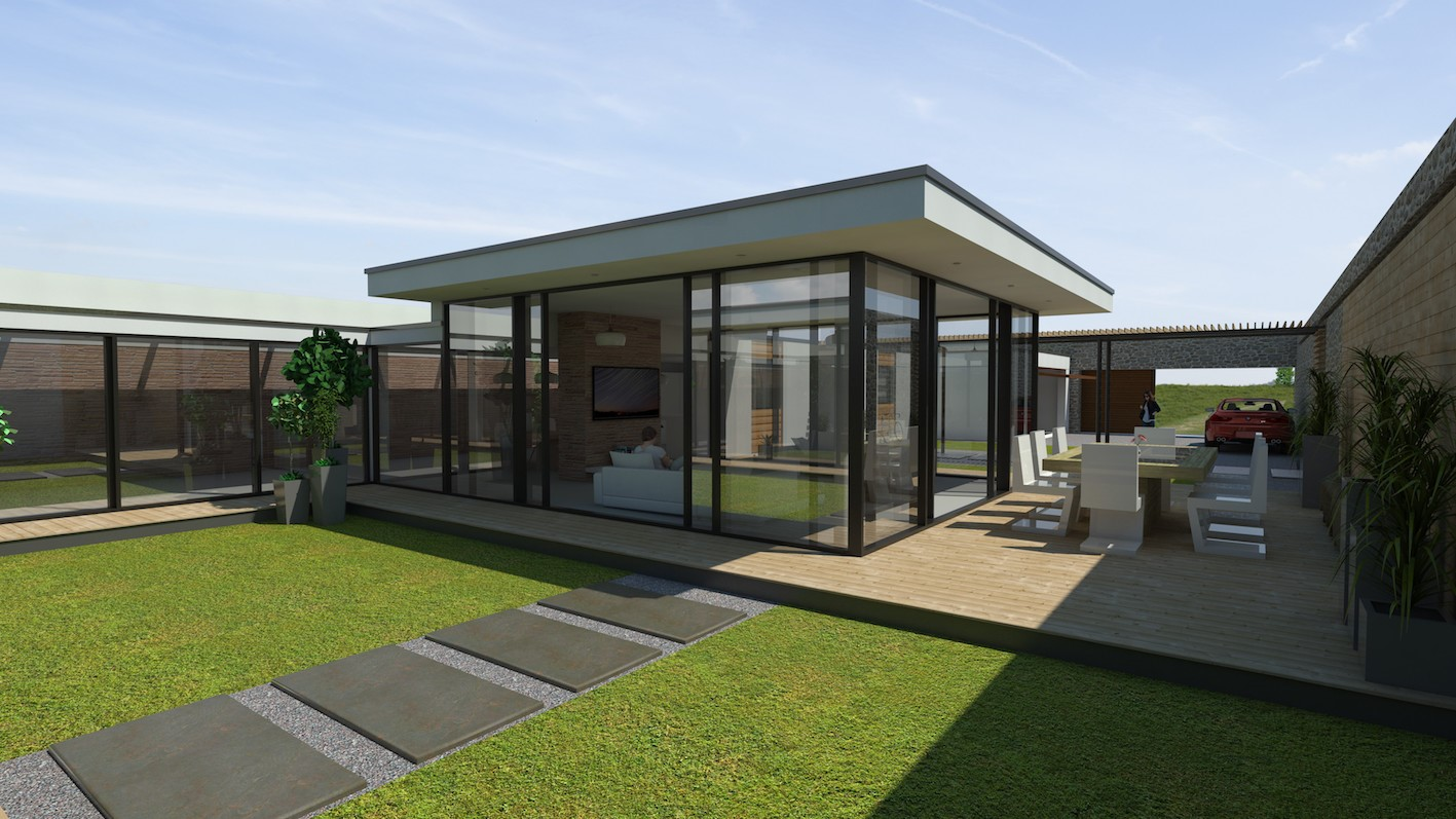 PROJECT_ ECO-HOUSE CONONLEY